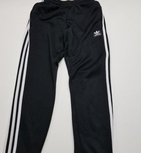 Adidas joggers with zipper pockets